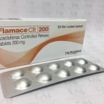 ACECLOFENAC CONTROLLED RELEASE TABLETS 200 MG (FLAMACE CR 200) TABLETS