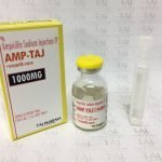 AMPICILLIN SODIUM INJECTION IP (AMP-TAJ 1000MG)