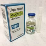 CEFEPIME INJECTION IP (MAXIMTAJ-1GM)