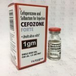 CEFOPERAZONE AND SULBACTAM FOR INJECTION ( CEFOZONE- FORTE-1 GM)