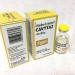 CEFTAZIDIME FOR INJECTION IP (CAVYTAZ 1 GM) TAJ PHARMA