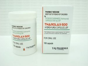 Hydroxycarbamide (hydroxyurea) Capsule 500mg USP