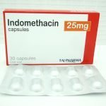 Indomethacin 25mg capsule