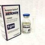 MEROPENEM INJECTION IP (MEROKEM I.V. 1GM)