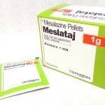 Mesalazine Sachet 1g prolonged release granules - Sachet 1g