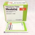 Mesalazine Sachet 0.5g prolonged release granules - Sachet 0.5g