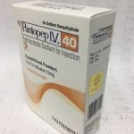 PANTOPRAZOLE SODIUM FOR INJECTION (PANTOPEP I.V. 40)
