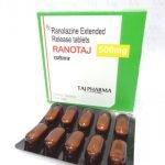 RANOTAJ (ranolazine) extended-release tablets