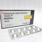 Rabeprazole Gastro-resistant Tablets20 MG Rabtaj 20