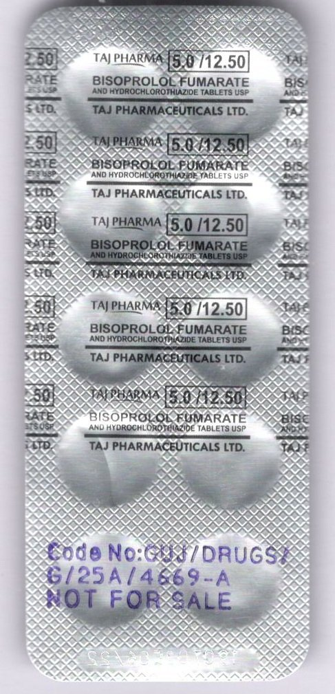 What is Bisoprolol / HCTZ?