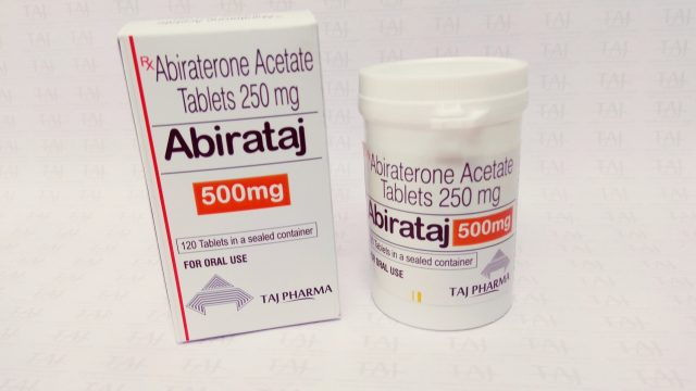 Abiraterone Acetate Tablets 500mg-Abirataj Taj Pharma