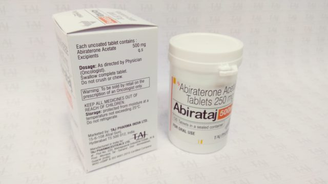 Abiraterone Acetate Tablets 500mg