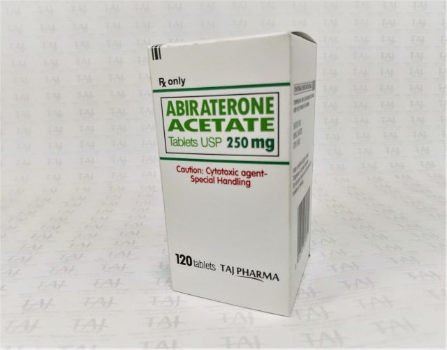 Abiraterone Acetate Tablets 250mg