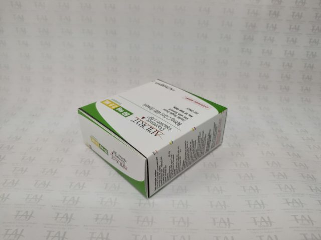 Docetaxel Injection USP 80mg 2ml Taj Pharma