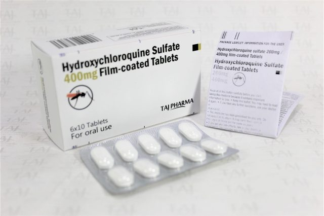 Hydroxychloroquine Sulphate Tablets USP 400mg