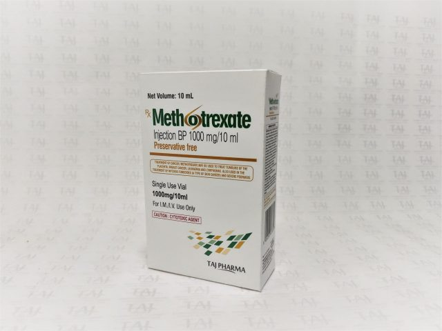 Methotrexate Tablets USP 2.5 mg Taj Pharma