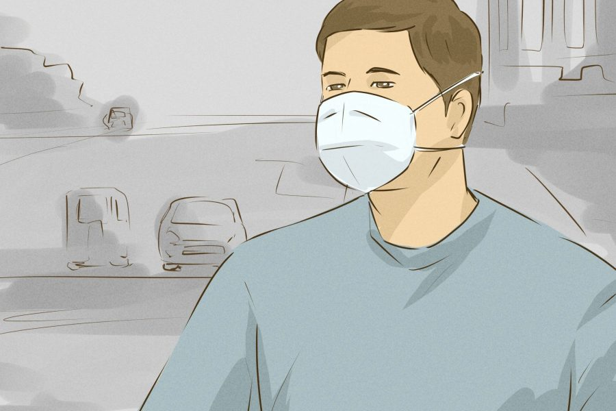 How to wear a surgical mask correctly