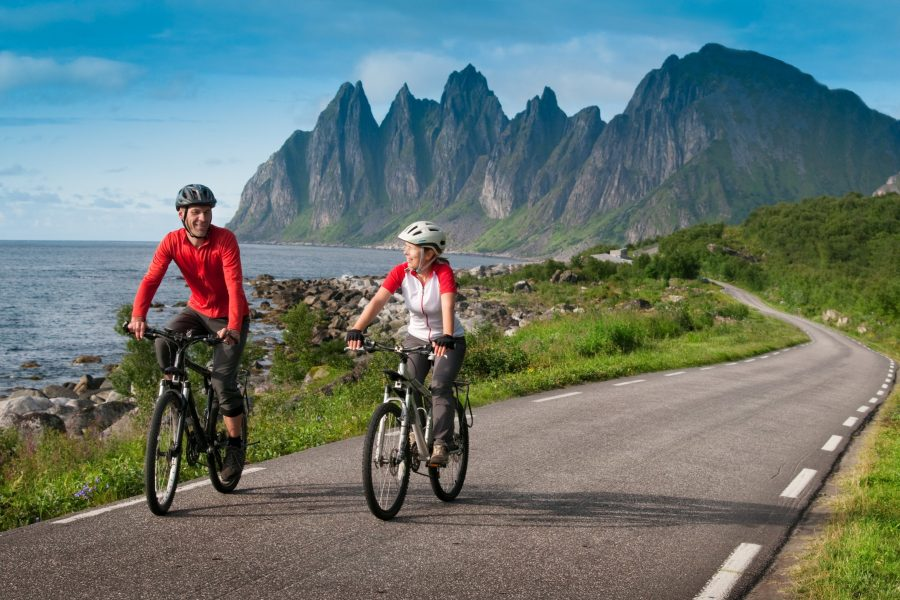 8 Health Benefits of Cycling