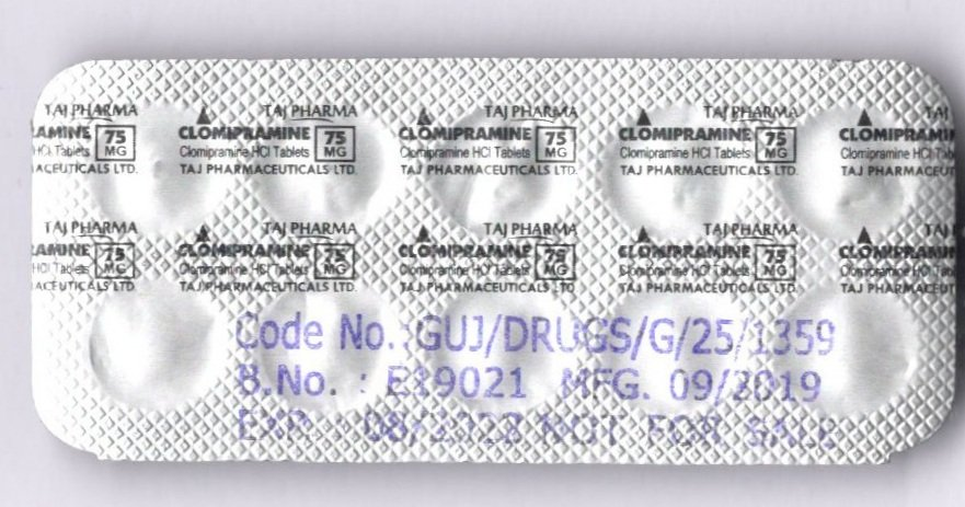 Clomipramine Side Effects, Dosage, Uses, and More