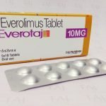 Everolimus tablets - treat kidney cancer advanced pancreatic neuroendocrine cancer (pNET)