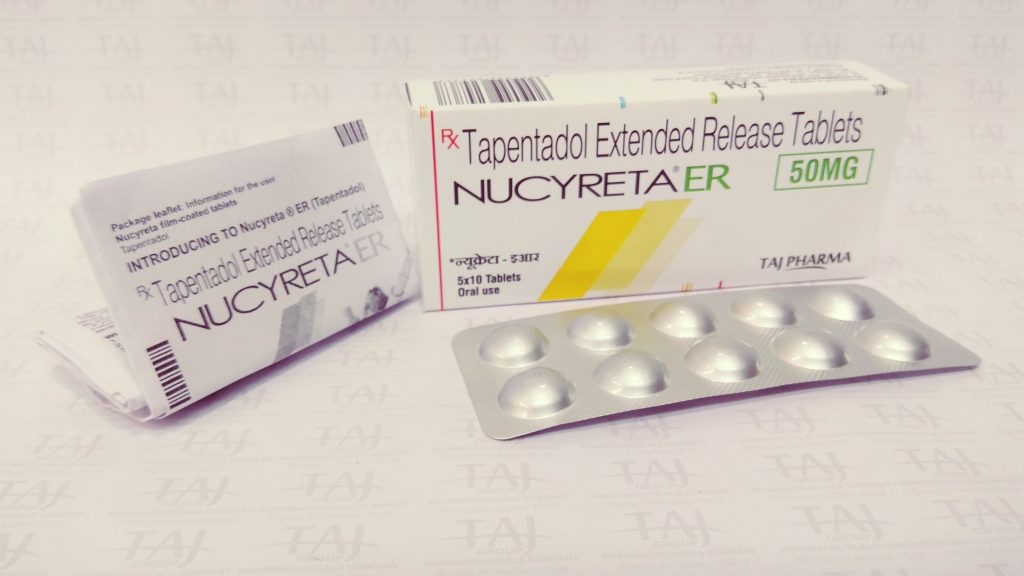 Tapentadol Extended-Release Tablets (Nucyreta)